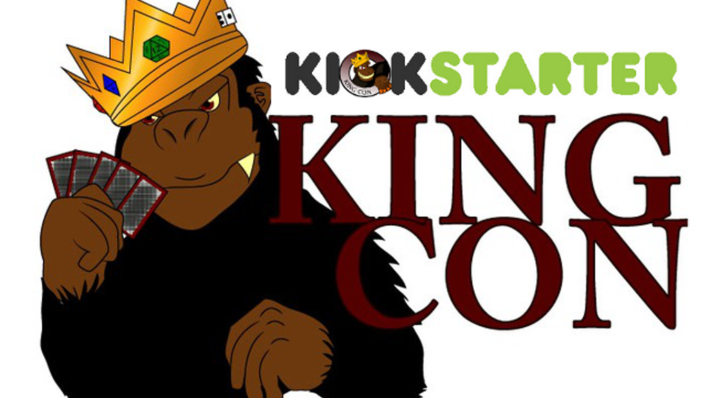 King Con 2013 project video thumbnail