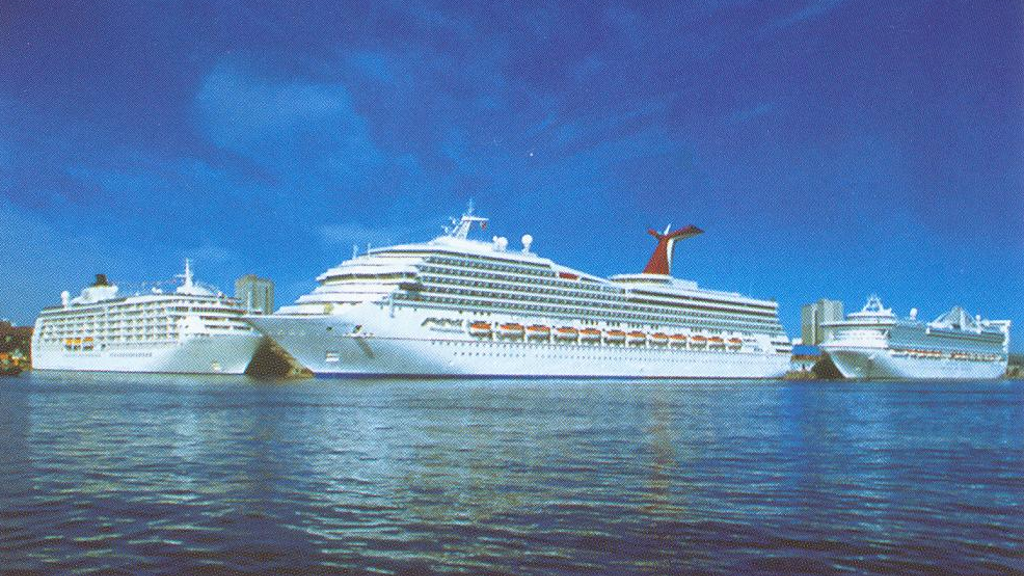 Project image for Going Deep: An Exclusive Look Inside Cruise Ships (Canceled)