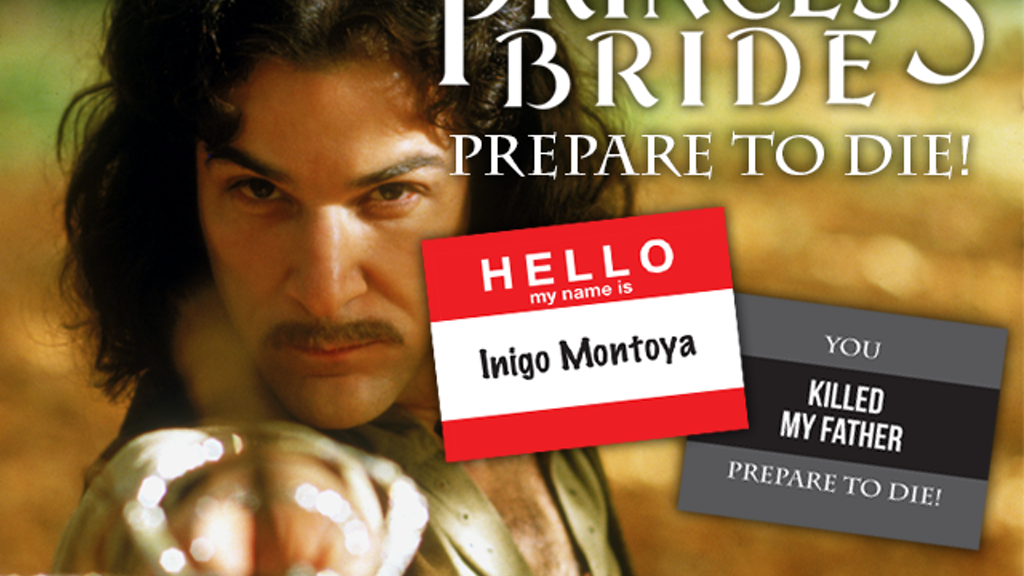 The Princess Bride: Prepare to Die! project video thumbnail