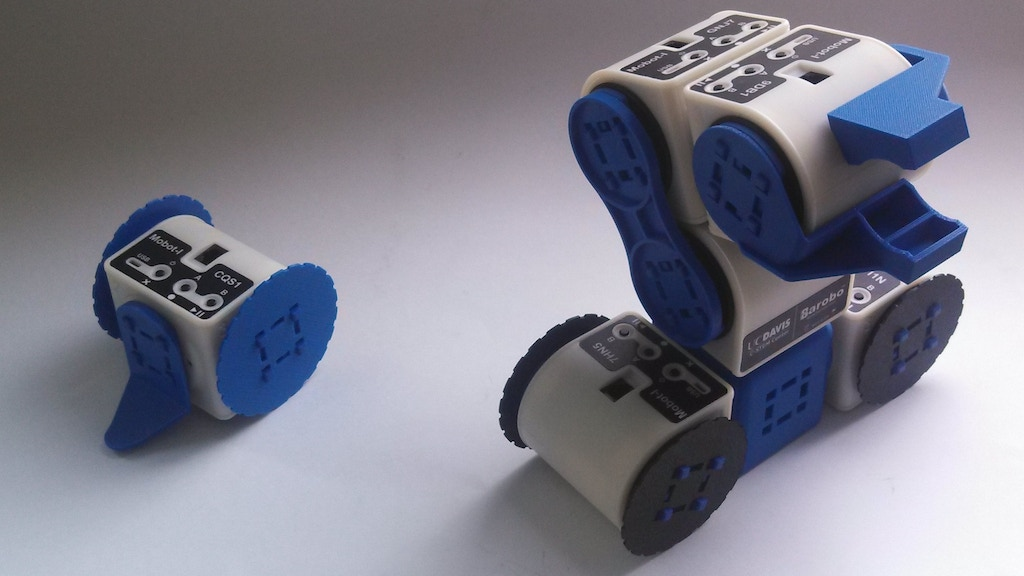 Linkbot, Create with Robots project video thumbnail