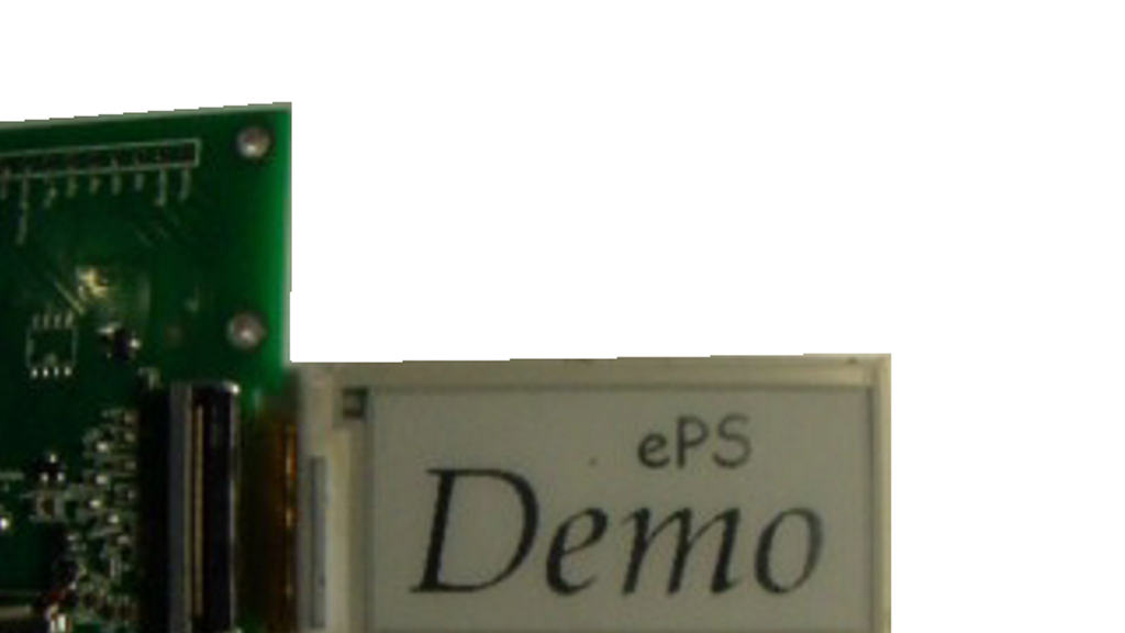 E-Ink ePaper Display Shield For Any uController or Arduino project video thumbnail