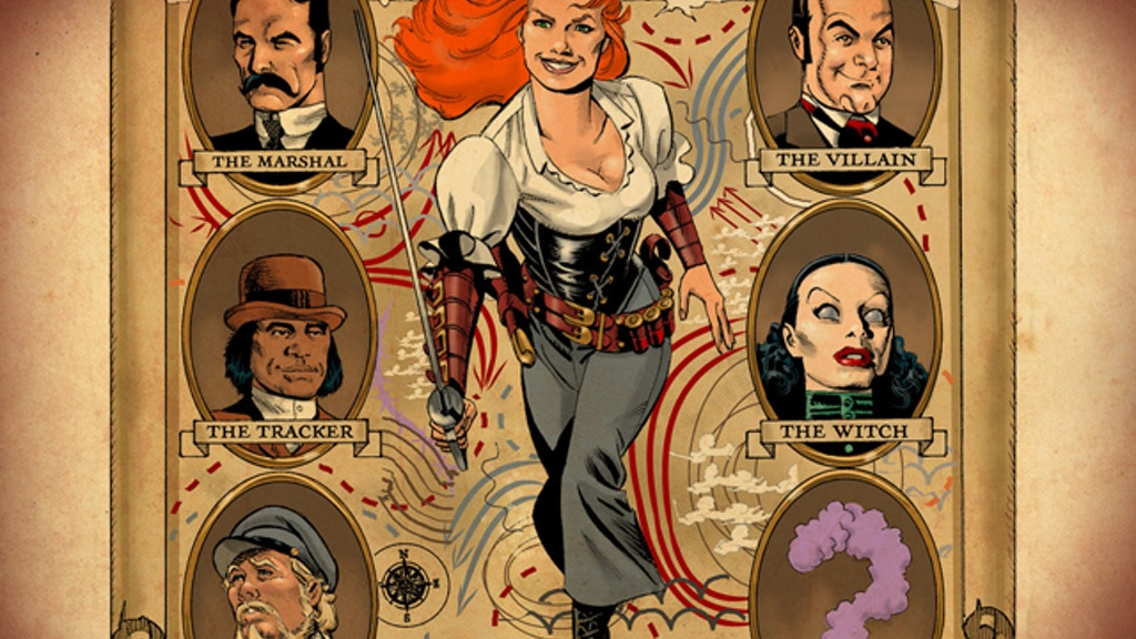 Lady Sabre & The Pirates of the Ineffable Aether Vol. 1 project video thumbnail