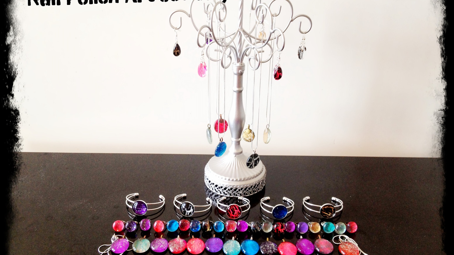 Nail Polish Art Jewelry (Part 1) by Prism NYC LLC — Kickstarter