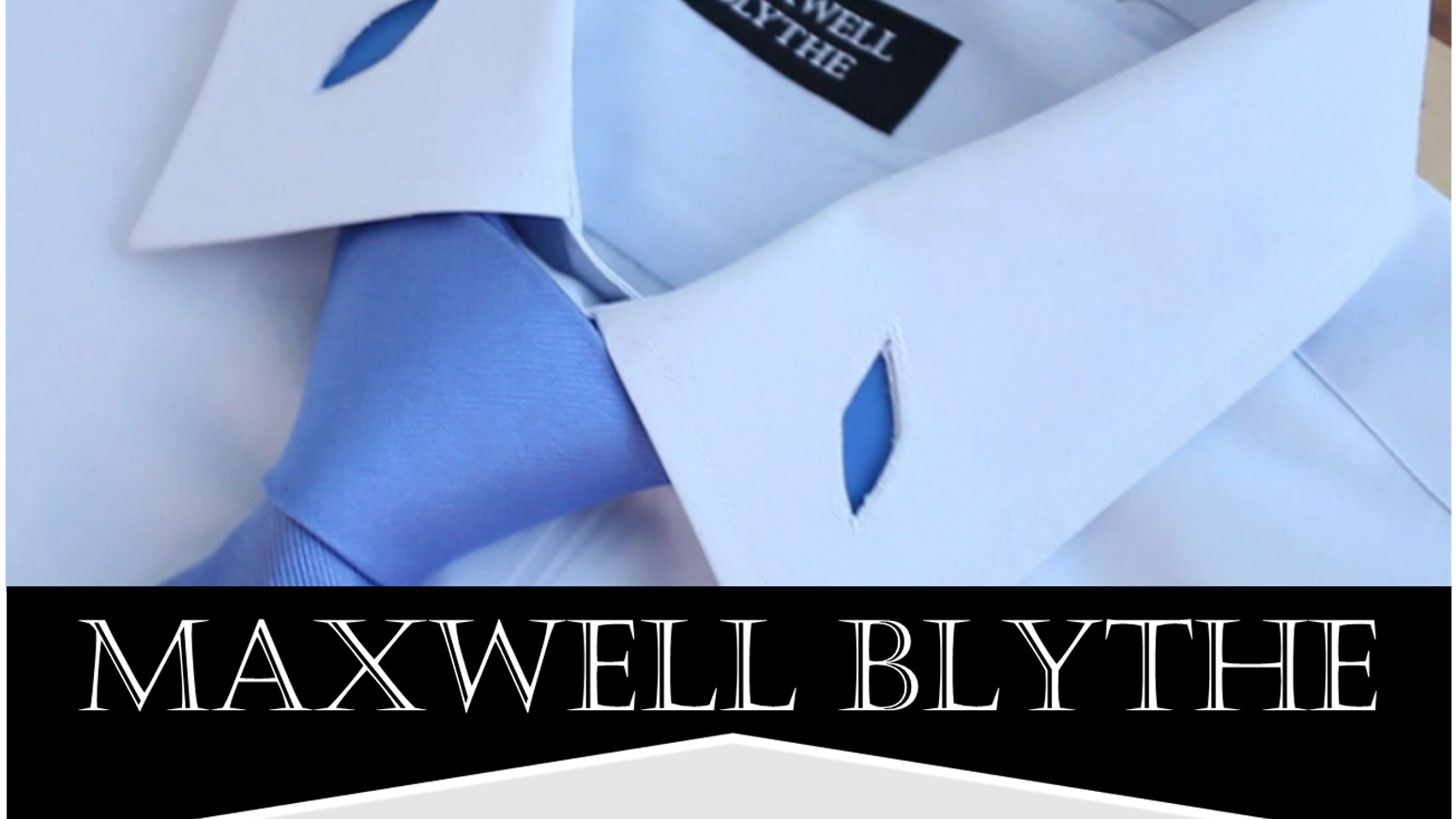Maxwell Blythe 2013 Fenestra Dress Shirt Collar Stays By Maxwell