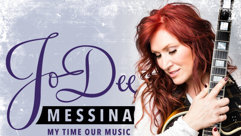 Jo Dee Messina's New Album! project video thumbnail