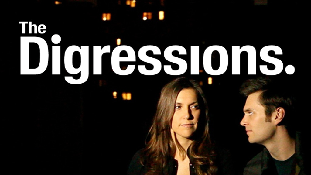 The Digressions Season Two project video thumbnail