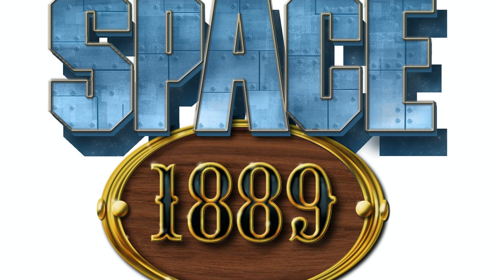 Space: 1889 - SF Role Playing in a More Civilized Time project video thumbnail