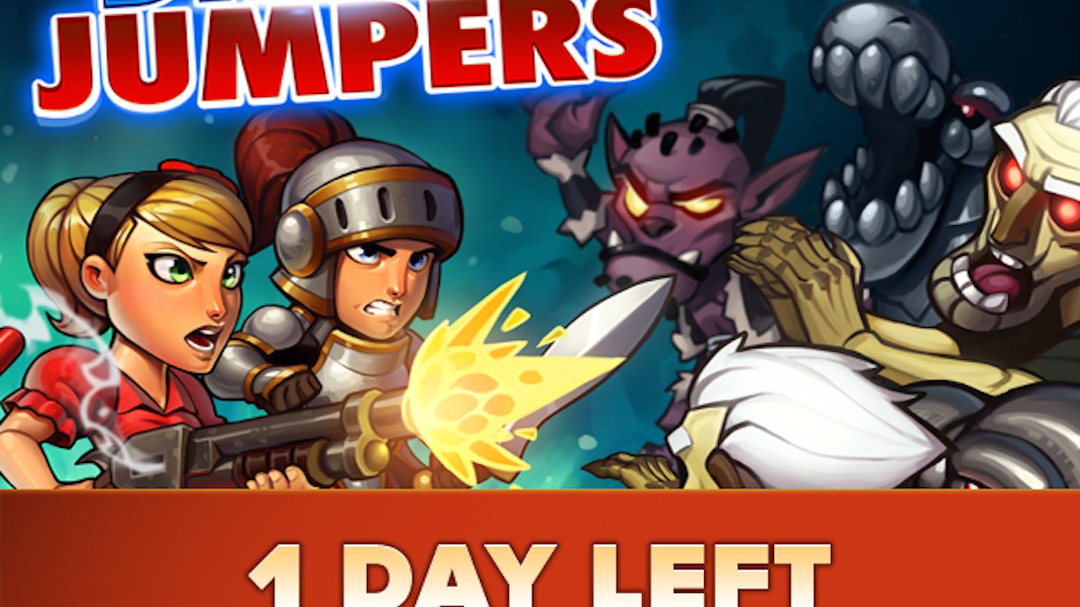 Dream Jumpers by Odity — Kickstarter
