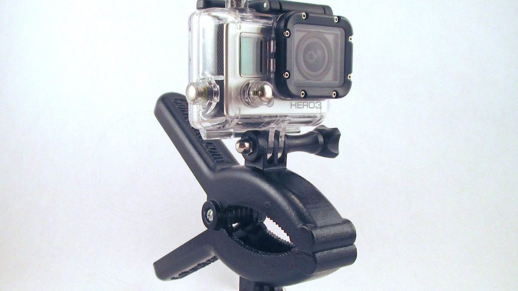 GoClamp for GoPro Cameras, Mount Anywhere! project video thumbnail