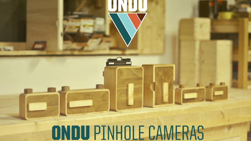 ONDU Pinhole Cameras project video thumbnail