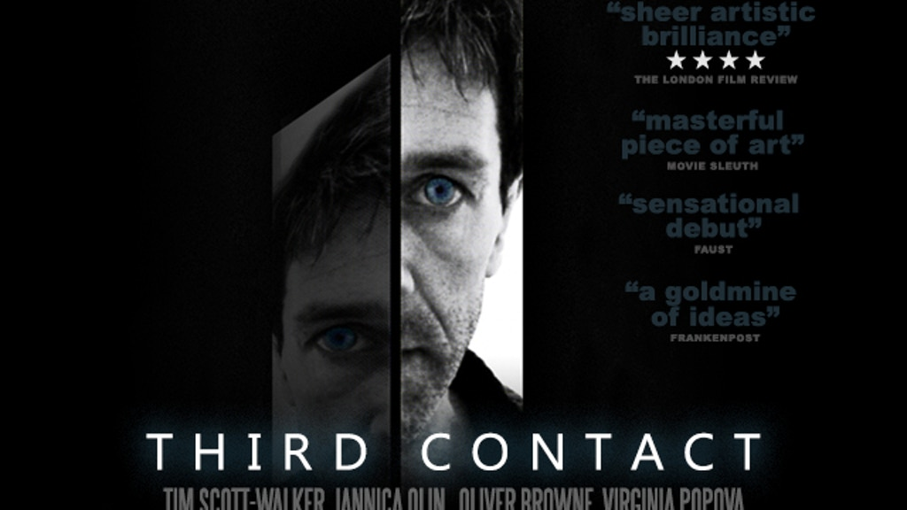 THIRD CONTACT on the BIG SCREEN - EVERYONE'S INVITED! project video thumbnail
