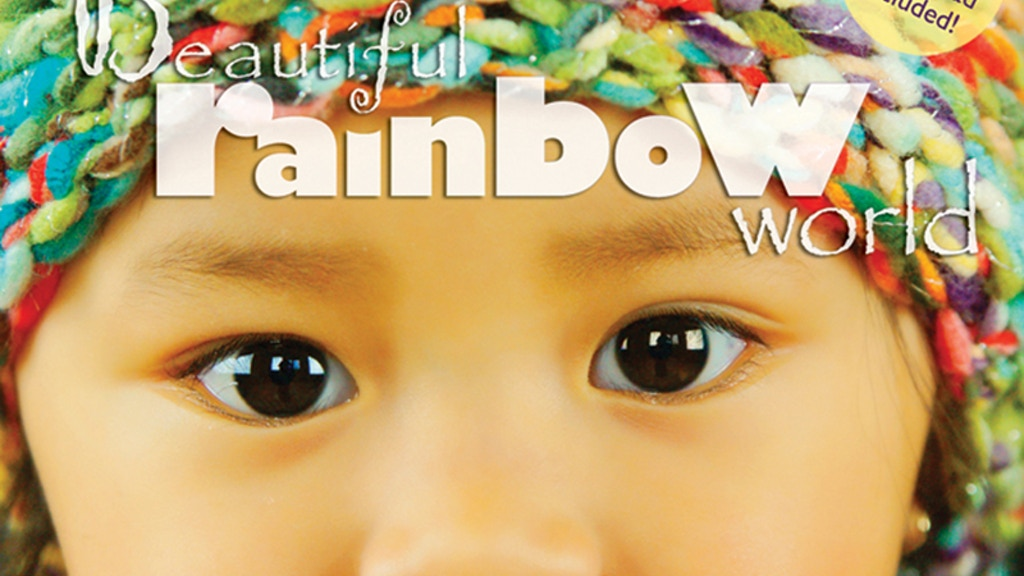 Beautiful Rainbow World: Photography Book of Global Children project video thumbnail