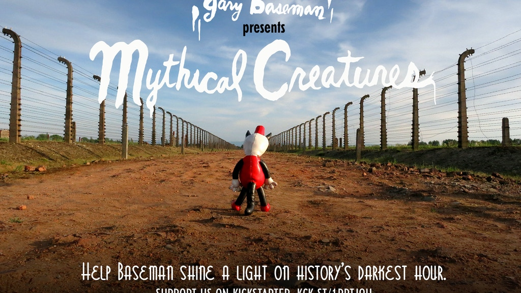 Gary Baseman Documentary: Mythical Creatures project video thumbnail