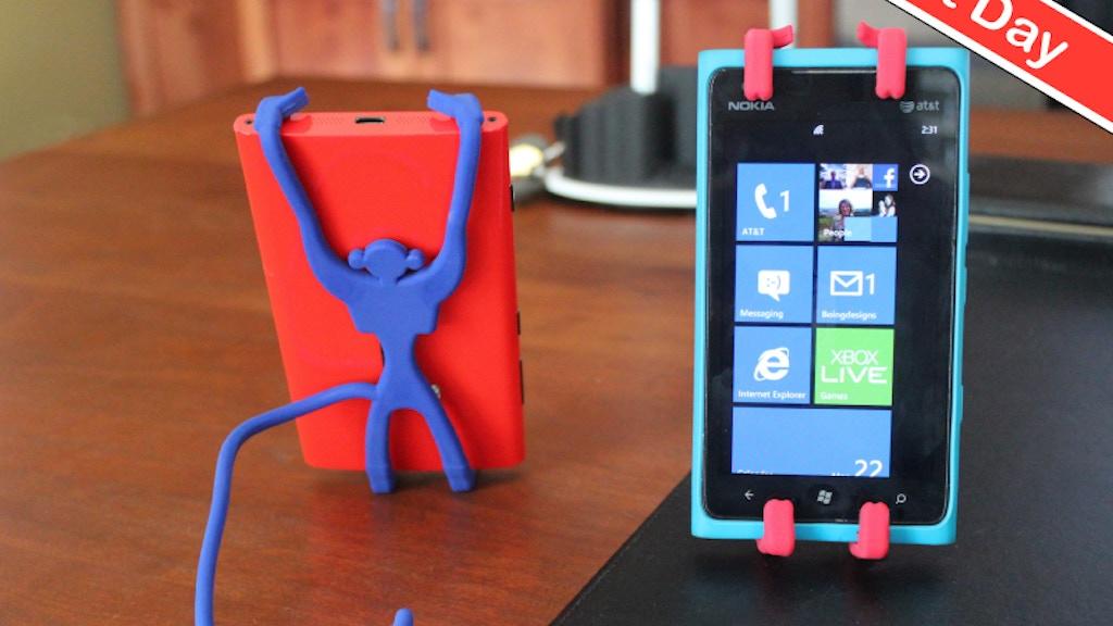 Phone Monkey: Universal Smartphone Holder project video thumbnail
