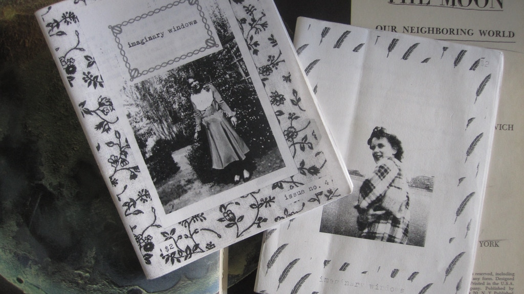 First Zine Across the Moon: Take Imaginary Windows to Canada project video thumbnail