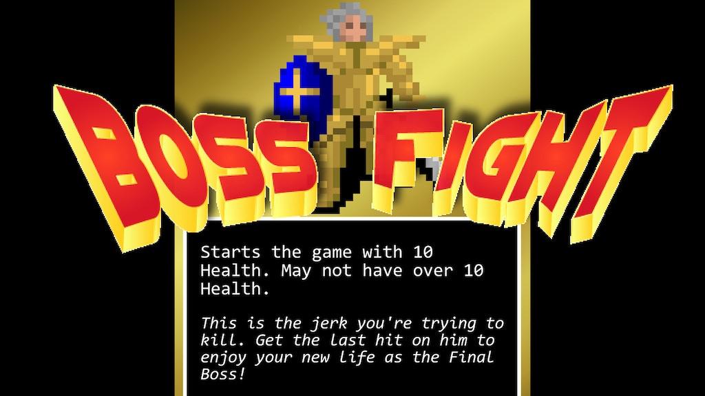 Boss Fight project video thumbnail