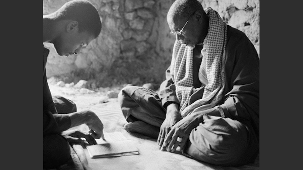 """""""333 Saints: a Life of Scholarship in Timbuktu"""" Book Project project video thumbnail"""