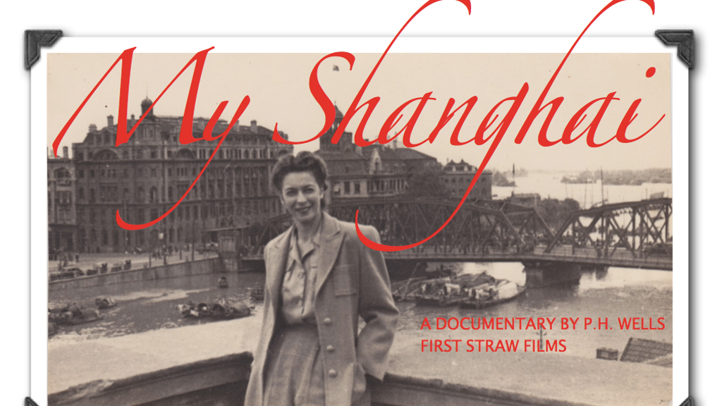MY SHANGHAI Documentary project video thumbnail