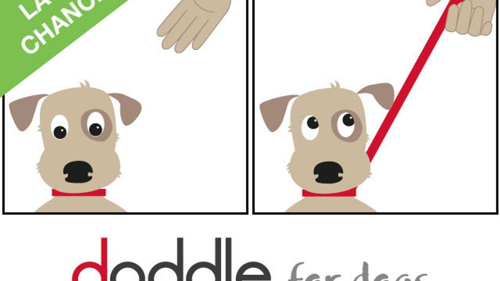 """This unique integral collar & lead makes """"Walkies a Doddle"""" project video thumbnail"""