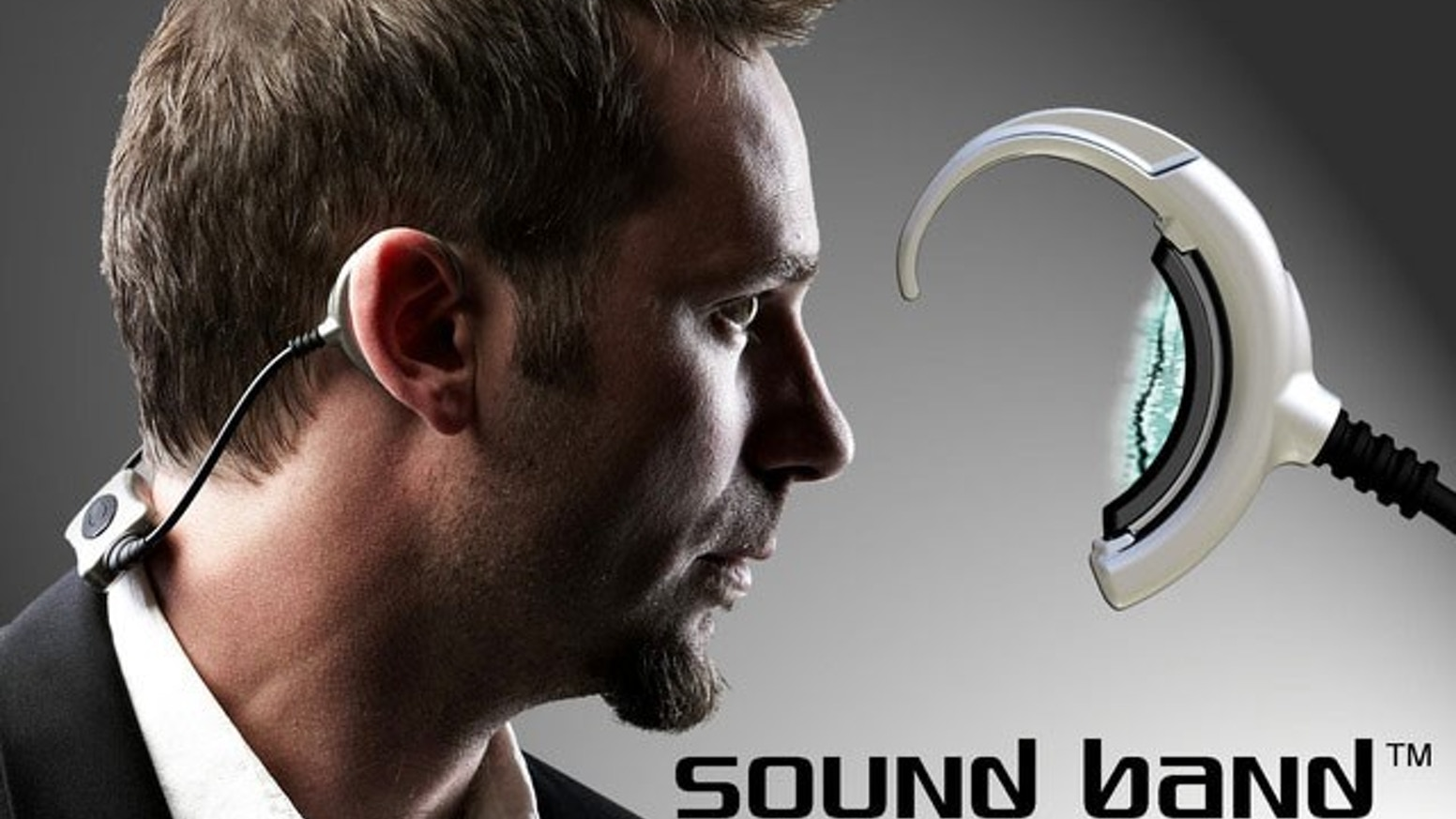 Sound band finally a headset without speakers by hybra advance discover how sound band can open your ears ccuart Gallery