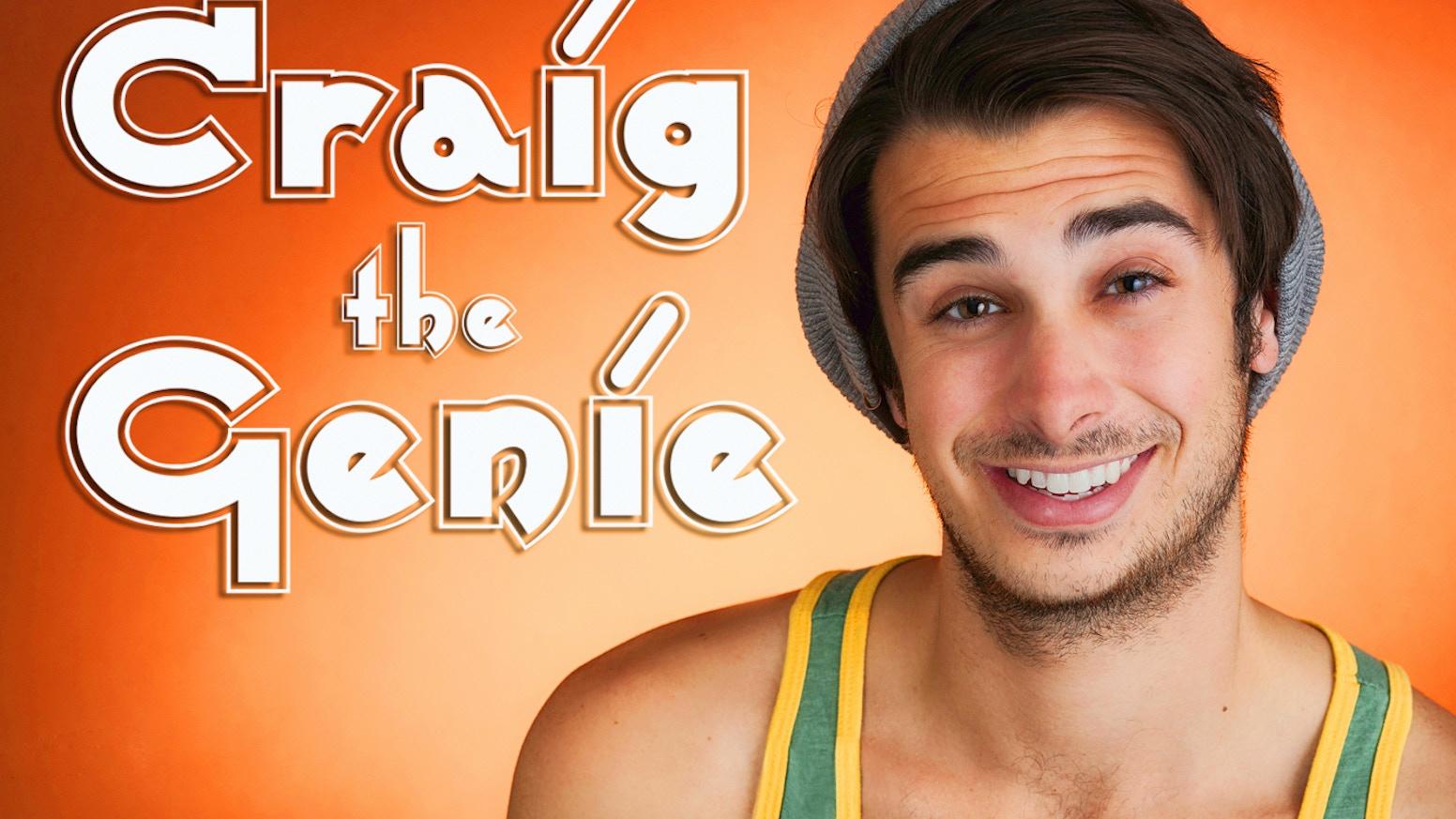 Craig The Genie Pilot Episode By Brandon Blanks Kickstarter