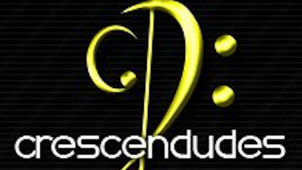 Crescendudes Debut Album! project video thumbnail