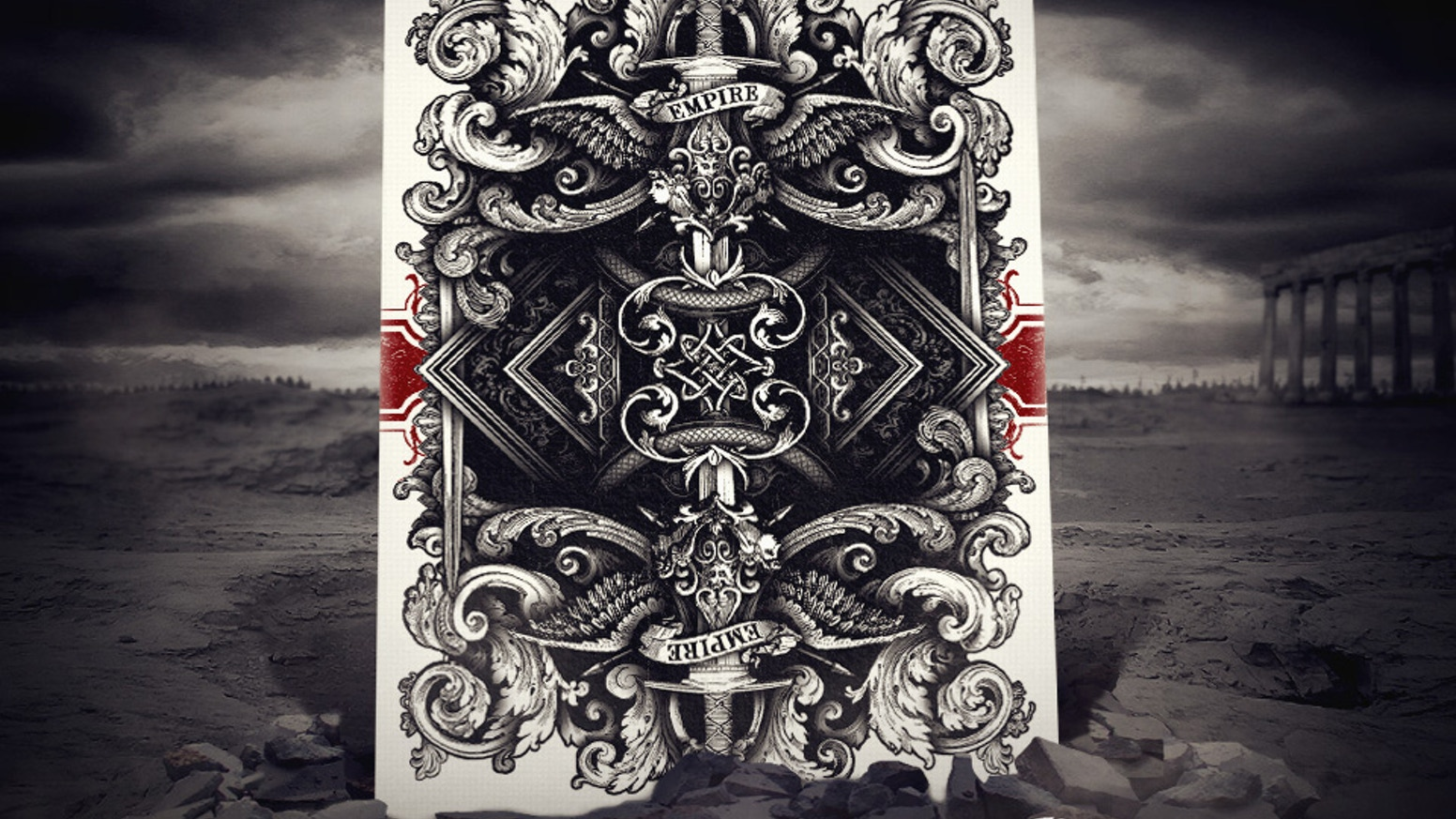 Join us to get notified first of the official Kings & Crooks store launch and our latest playing cards:
