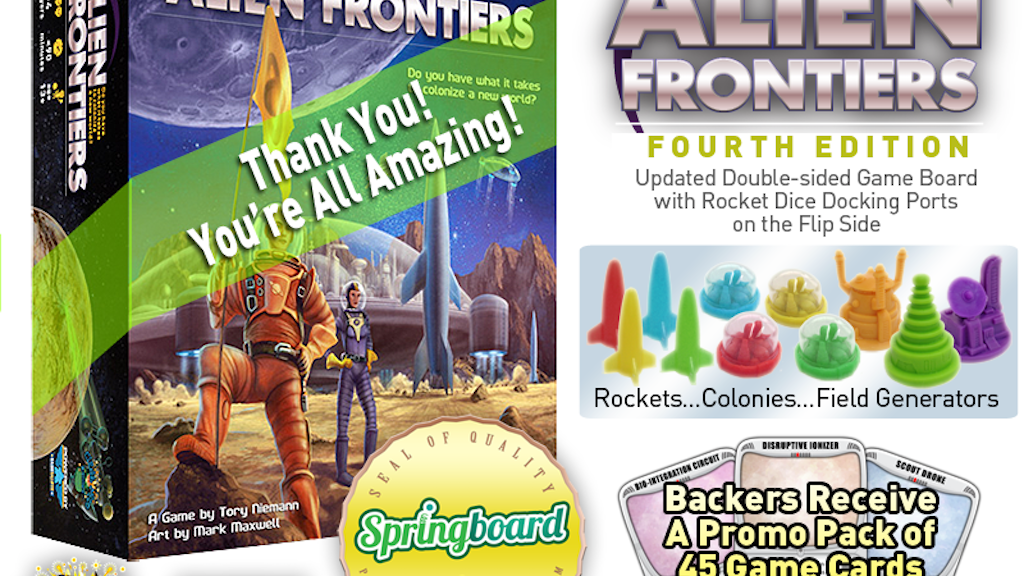 Alien Frontiers 4th Edition project video thumbnail