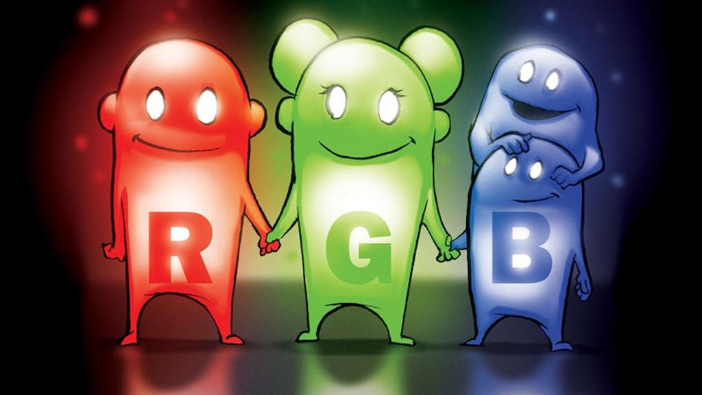 RGB-Graphic Novel project video thumbnail