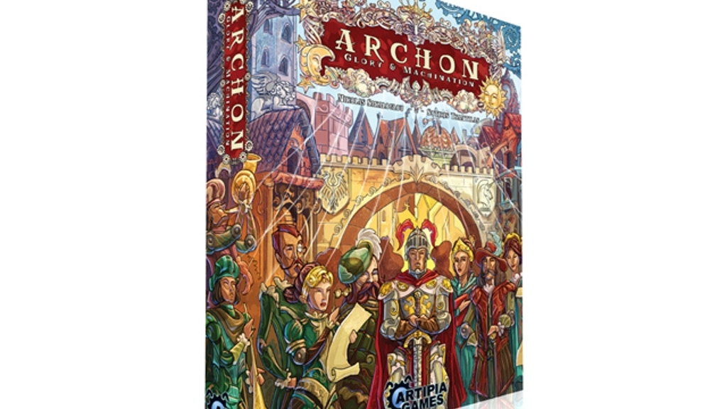 Archon: Glory and Machination project video thumbnail