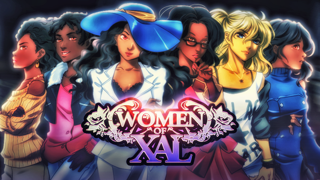 Women of Xal - A Political Visual Novel project video thumbnail