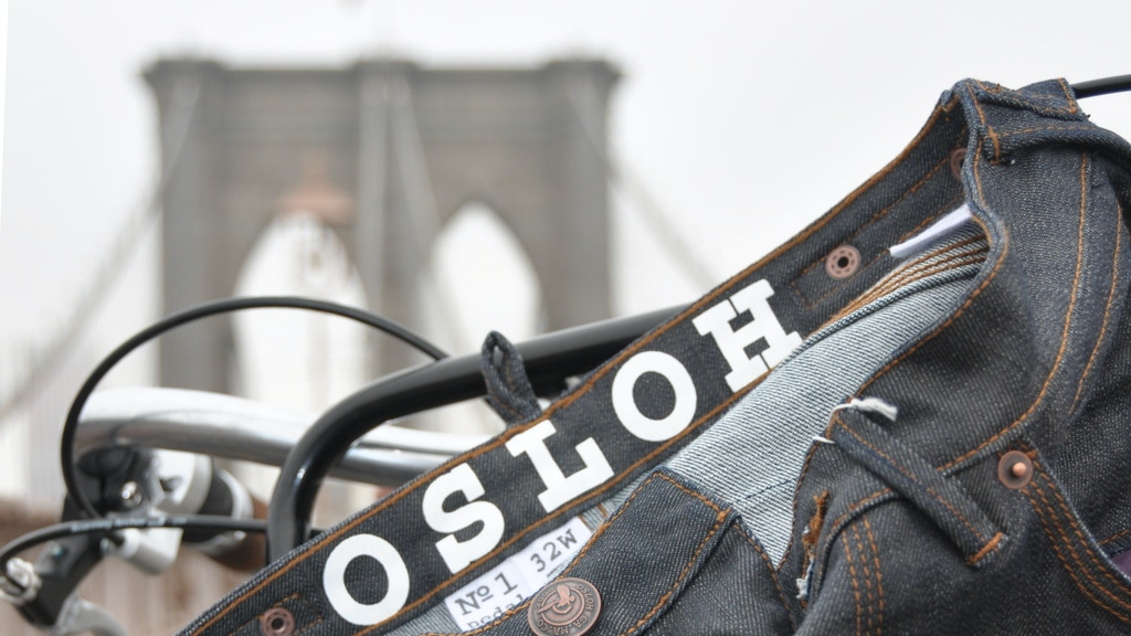 Osloh - The Dream of Perfect Bicycle Jeans project video thumbnail