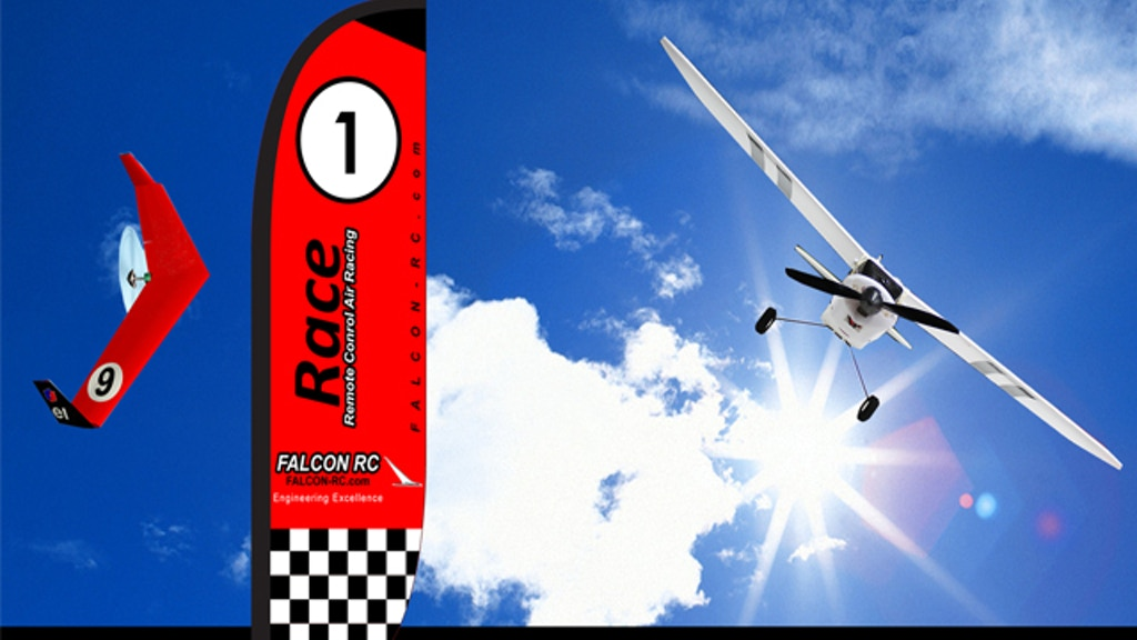 Project image for Develop a Comprehensive Science Program Using RC Aircraft