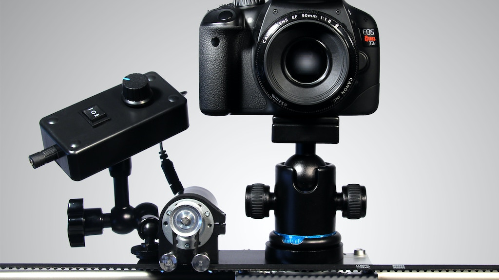 Revolve Automated Motion: Motorized Camera Dolly / Slider project video thumbnail