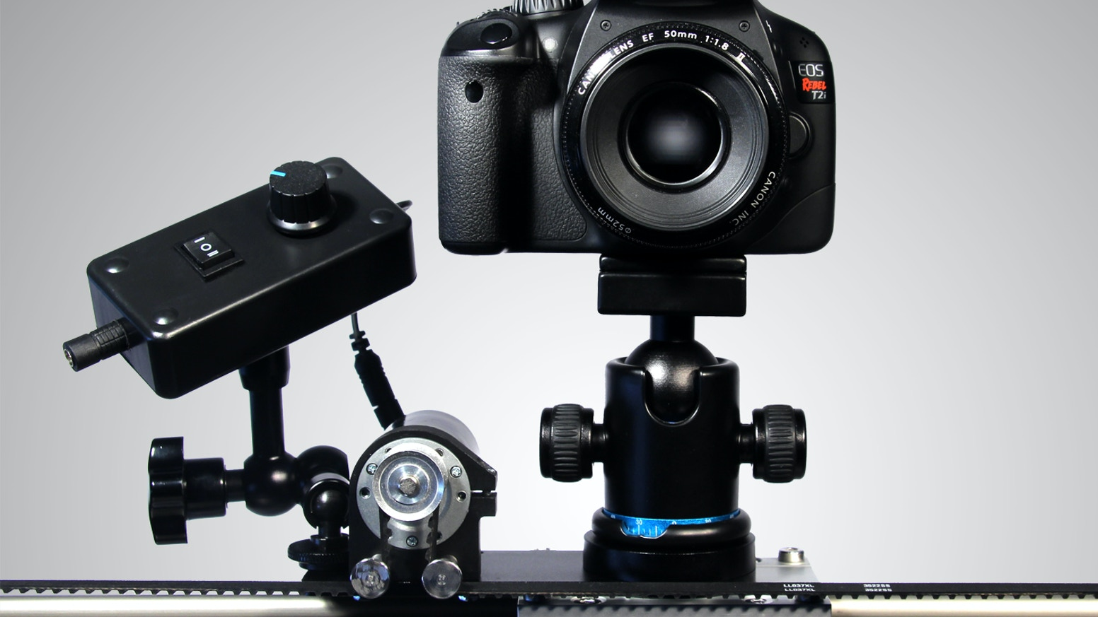 A versatile and affordable motion control system. Add precise automated camera movement to your time-lapse or video.