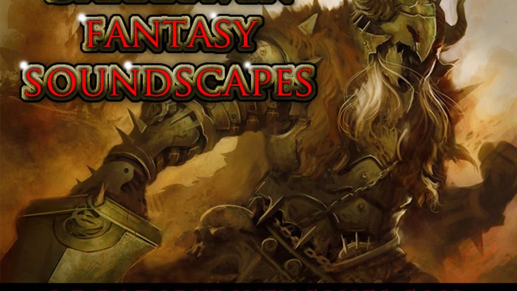 Darkraven Fantasy Soundscapes project video thumbnail