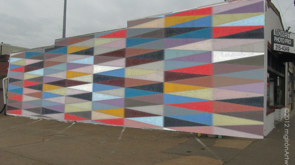 Triangulation Mural Project project video thumbnail