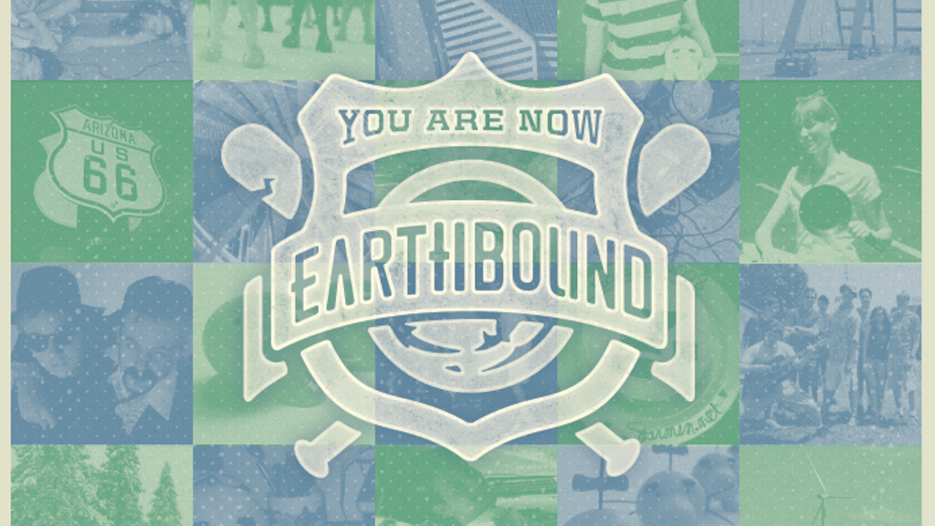 You Are Now EarthBound project video thumbnail