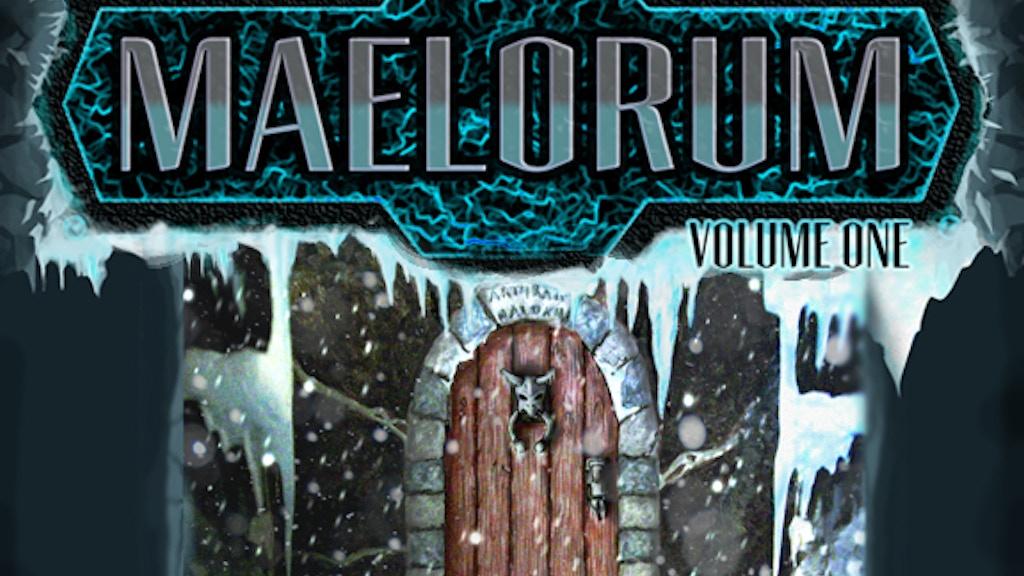 Maelorum: Reprint an Epic Gamebook! project video thumbnail