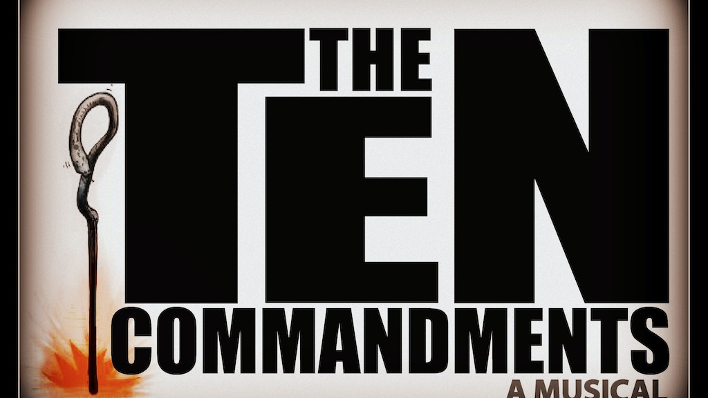 The Ten Commandments: A Musical project video thumbnail