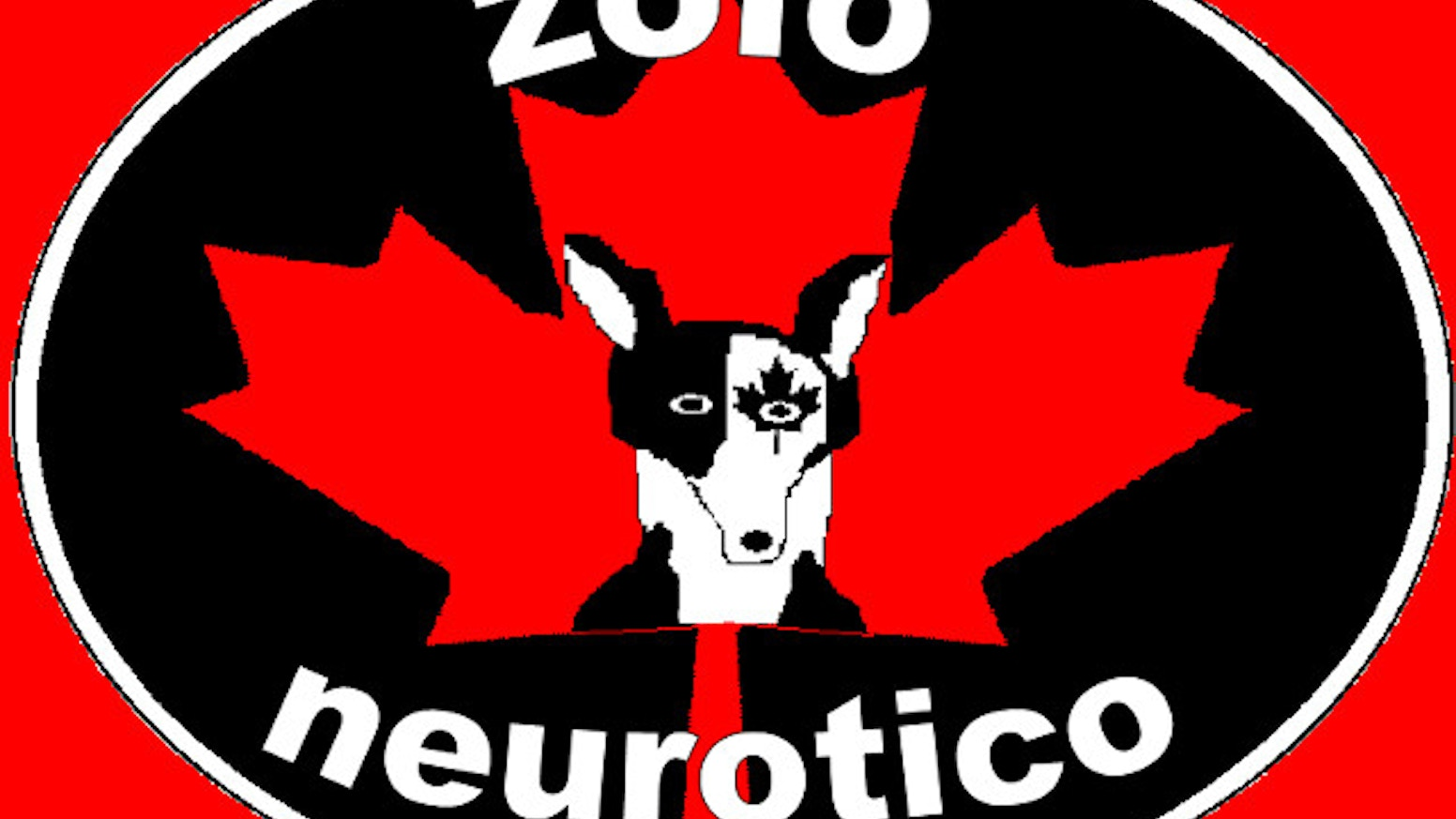 We're gathering material for a multimedia travelogue and guidebook to seeing Canada with a slightly neurotic dog.