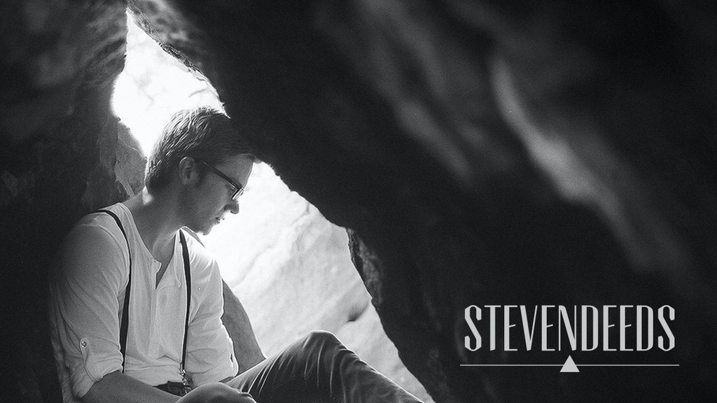 "Steven Deeds ""The Cavern"" album & picture book project video thumbnail"
