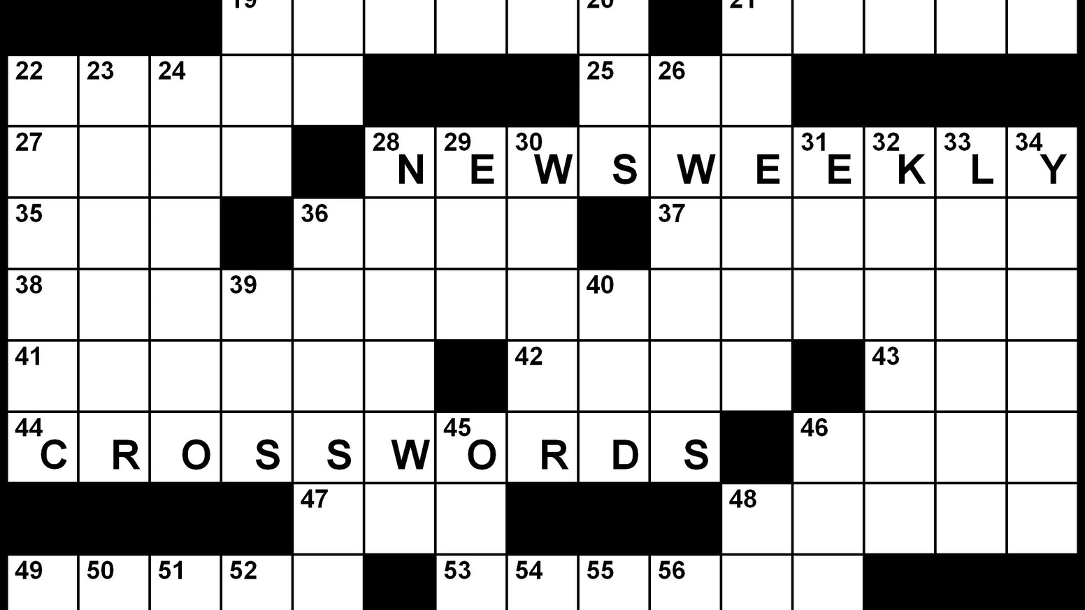 Fireball Newsweekly Crosswords by Peter Gordon —Kickstarter
