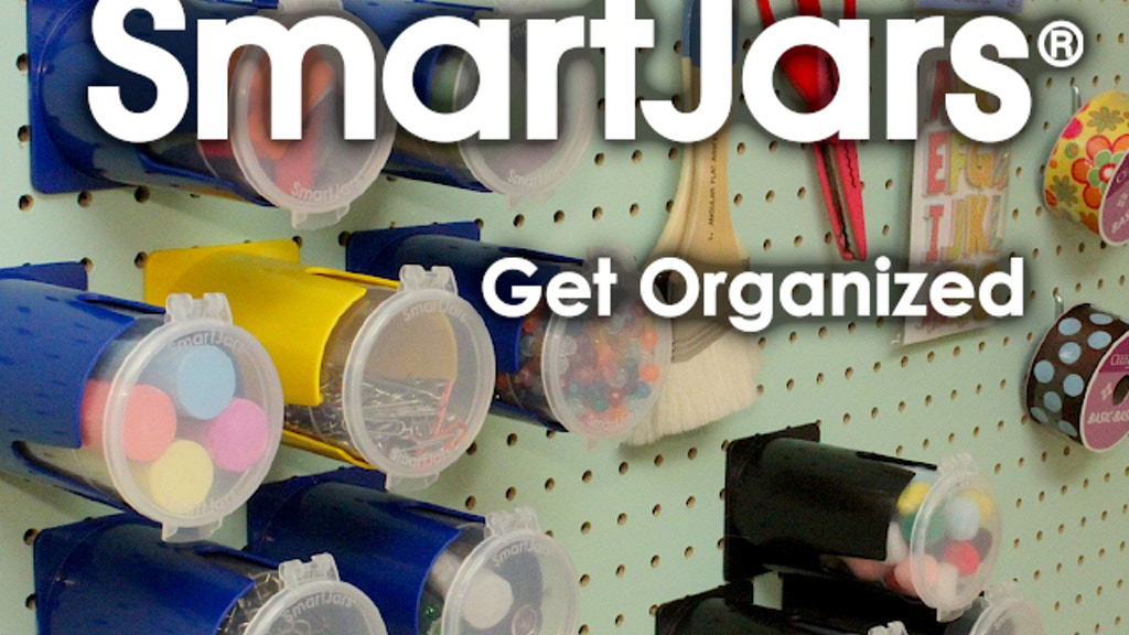 SmartJars® Pegboard Organizer project video thumbnail
