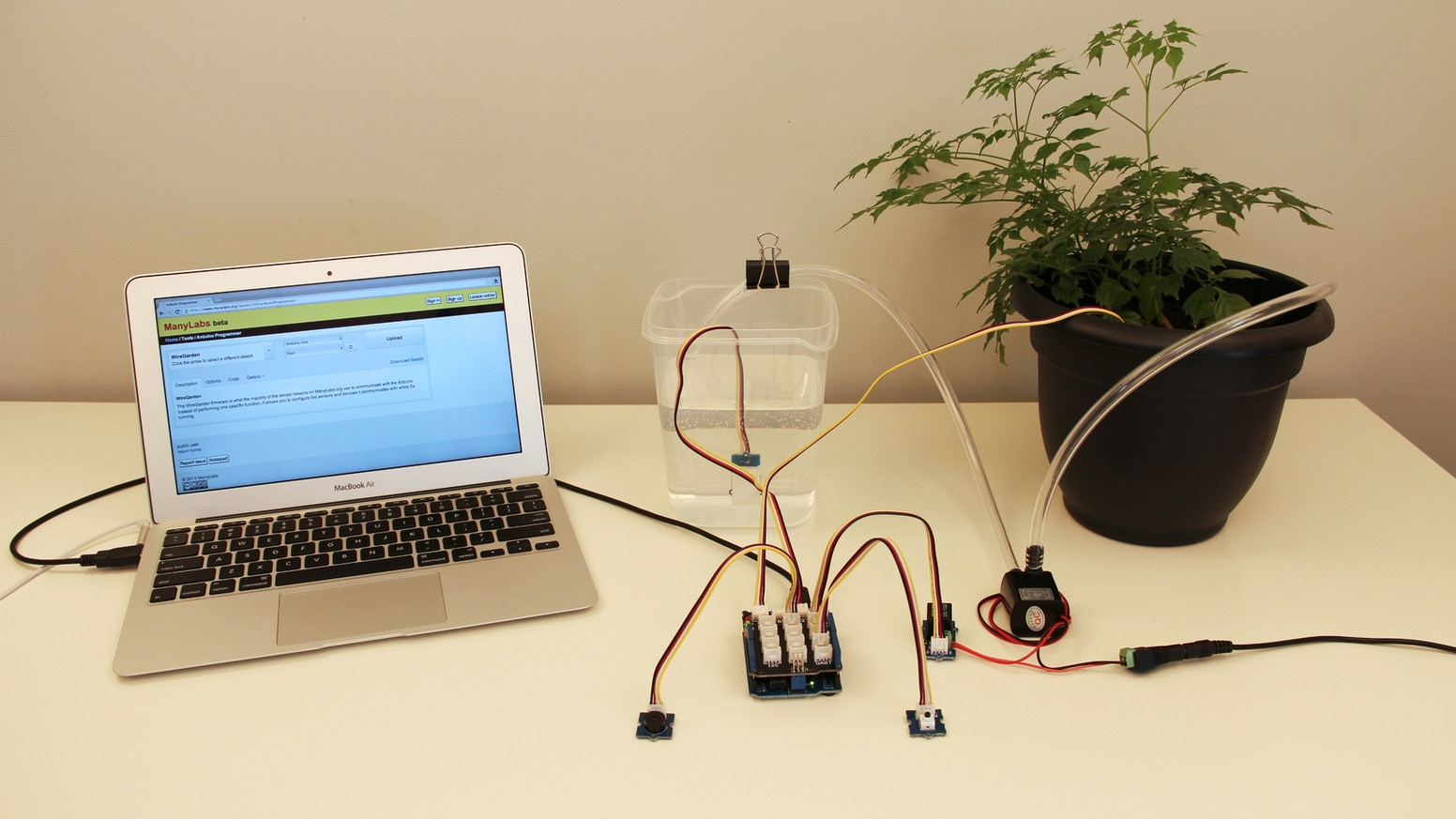 Manylabs Sensors For Students By Peter Sand Kickstarter Current Sensing Relay Nz