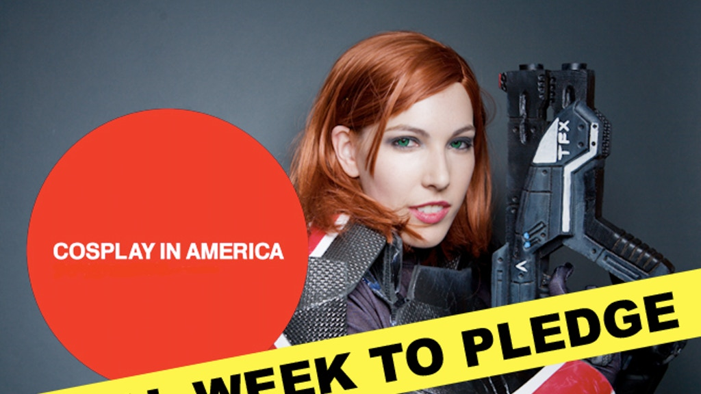Cosplay in America project video thumbnail