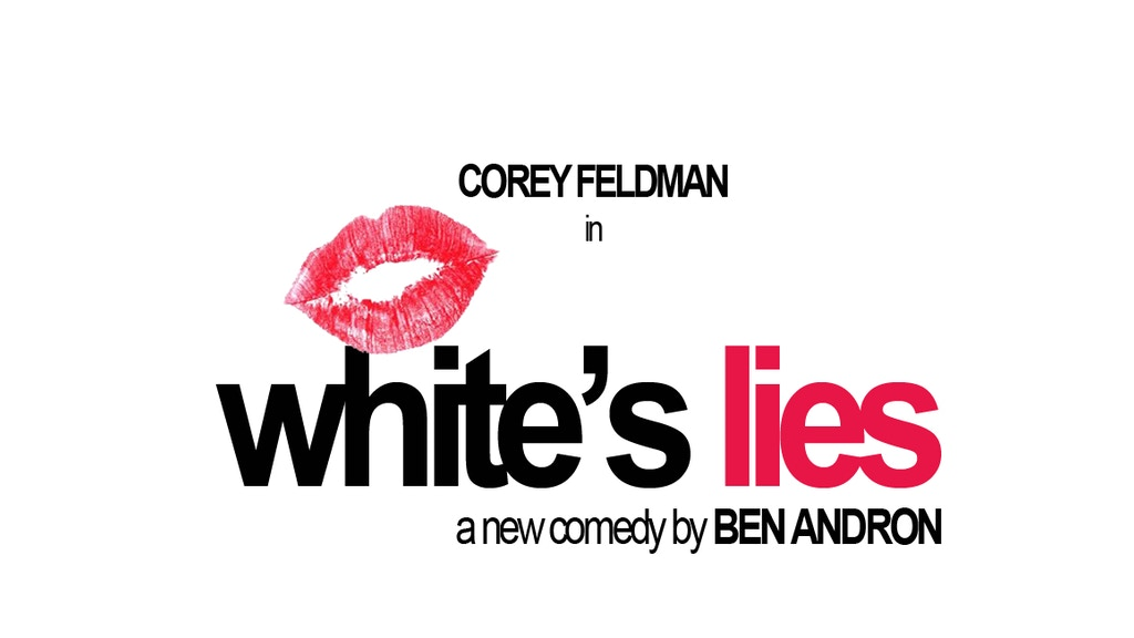 Project image for White's Lies - The Play