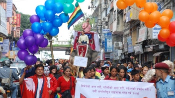 Anthology of Stories from LGBT Nepal