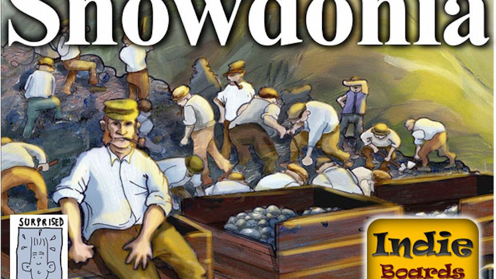 Snowdonia - 2nd Edition and Expansion project video thumbnail