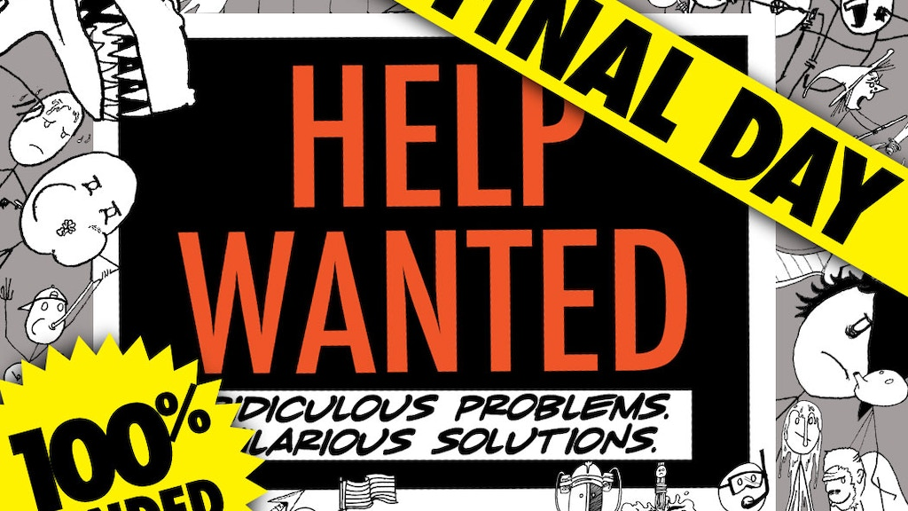 Help Wanted project video thumbnail